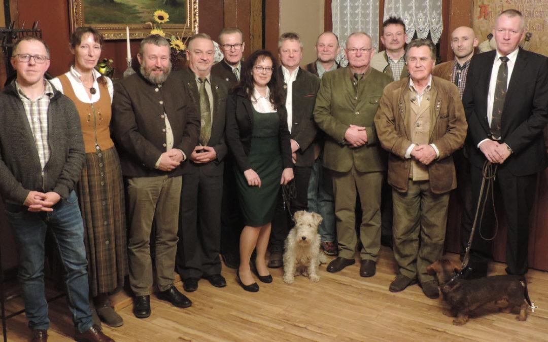 Sächsischer Jagdverband gegründet
